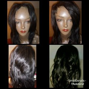 Accessories - Brazilian lace front wig